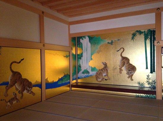 Nagoya Castle : 本丸御殿