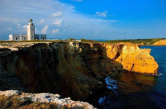 Combate Beach Resort : They are very near from the Cabo Rojo Lighthouse