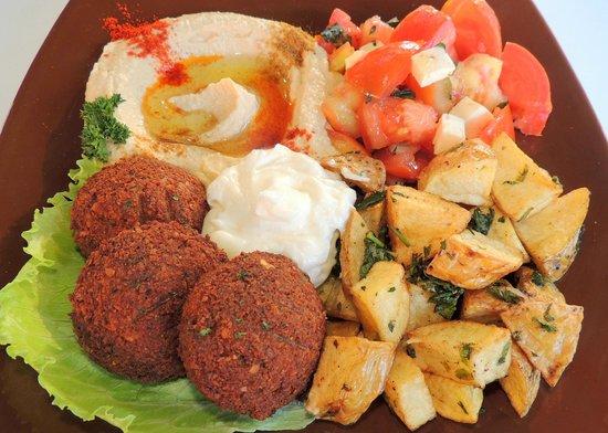 Le COQ Lebanese Health Food : anothe dinner