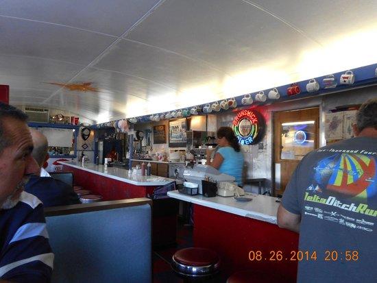 Brunswick Diner: Fantastic Waitress!!!!