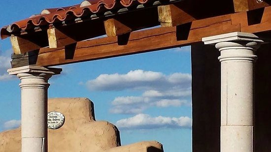 Hacienda Dona Andrea de Santa Fe: A more scenic setting you couldn't find!