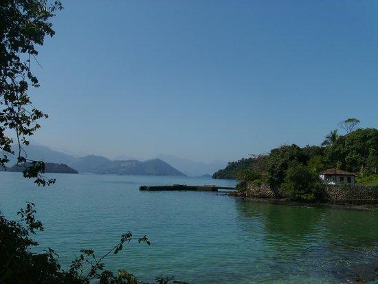 Lagoa Verde, Ilha Grande : Volvere
