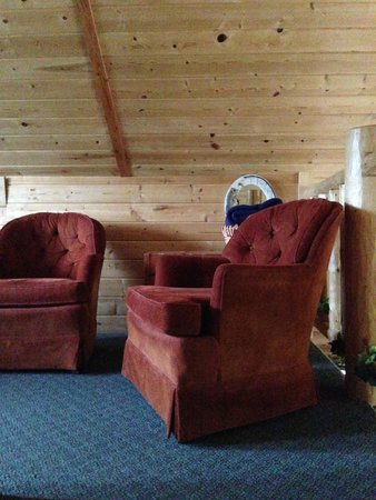 High Country Guest Ranch : Upstairs Loft