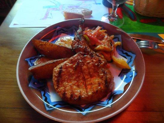 Cantina Carramba: Мексиканская кухня