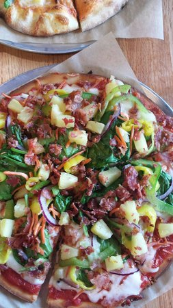 Your Pie Southside : Pizza your way