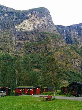 Vang Camping: l'incredibile cornice