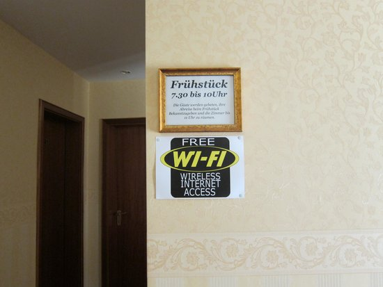 Hotel Römerhof: Free wifi