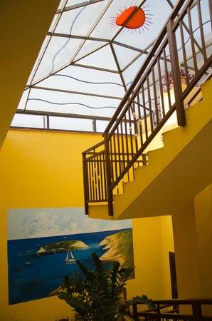 Puesta De Sol Residence Club : Scale interne