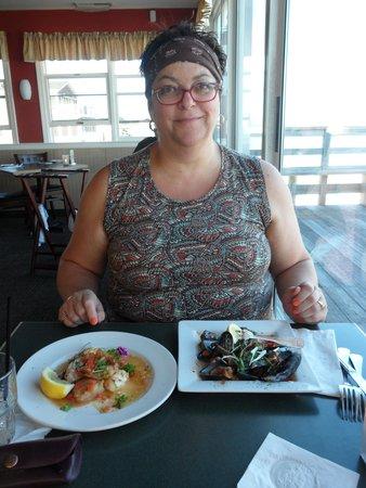 Lobster Pot: 2 entrées vaut mieux qu'une + tasse de Clam Chowder