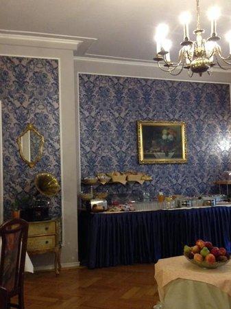 Hotel Römerhof: Breakfast room