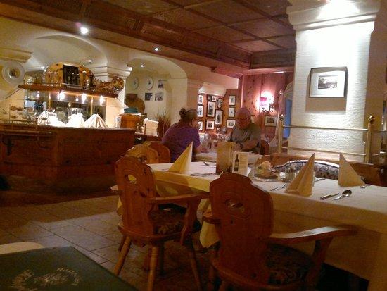 Landgasthof Kohlpeter: sale del ristorante