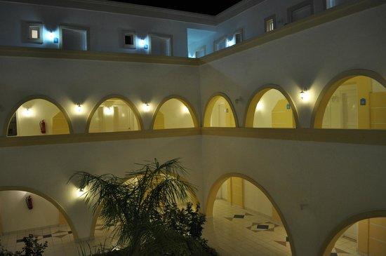 Mitsis Norida Beach Hotel: Vue hôtel