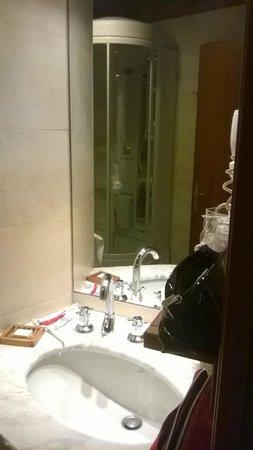 Hotel Shackleton Mountain Resort : Bagno