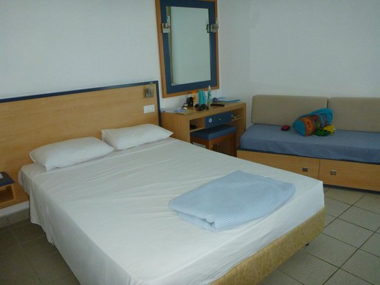 Louis Creta Princess Beach Hotel: В номере