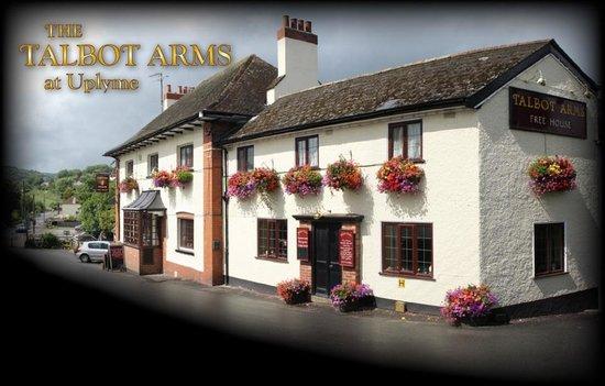 Talbot arms