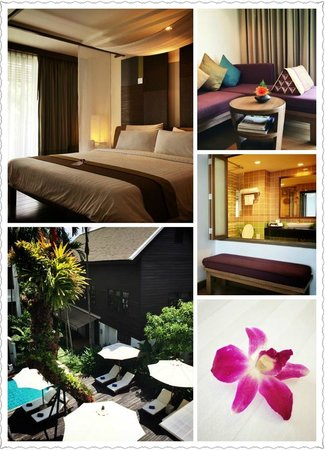 RarinJinda Wellness Spa Resort : Hotel room