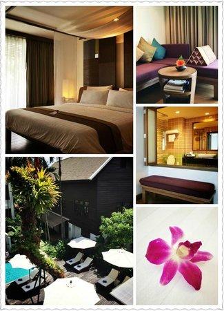 RarinJinda Wellness Spa Resort: Hotel room
