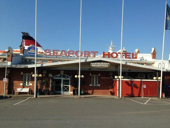BEST WESTERN Hotel Seaport : Hotel Seaport