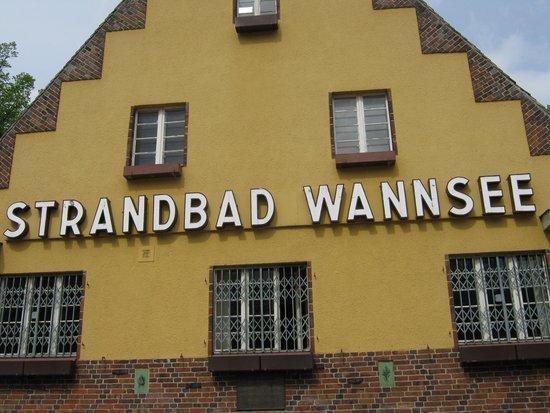 Rheinsberg am SeeHotel: Strandbad Wannsee