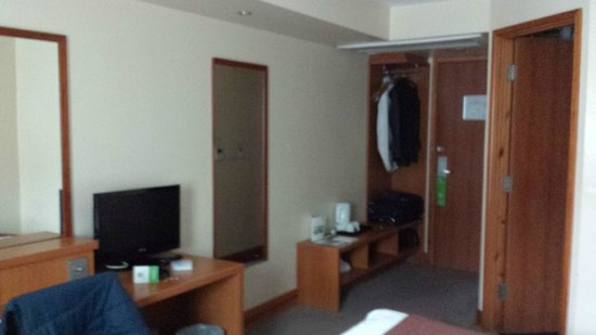 Holiday Inn Manchester Central Park: Bedroom (2)