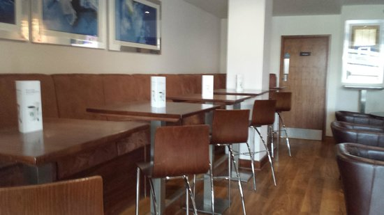 Holiday Inn Manchester Central Park: Dining Area (2)