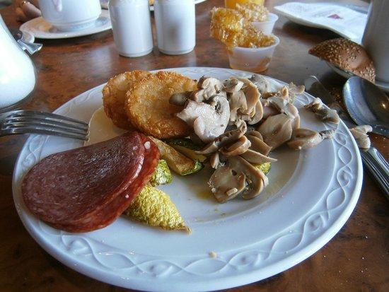 Atlantica Golden Beach Hotel: просто обед