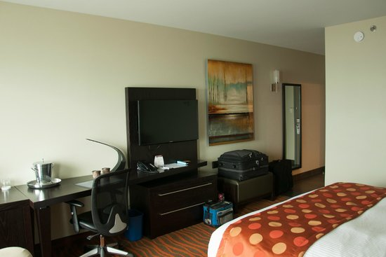Best Western plus hotel levesque : Chambre