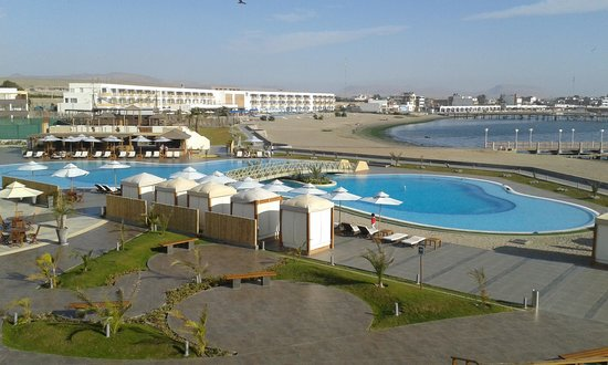 Aranwa Paracas Resort & Spa: Vista Habitación 338