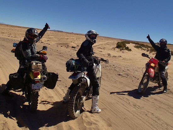Uyuni Motorcycle Tours