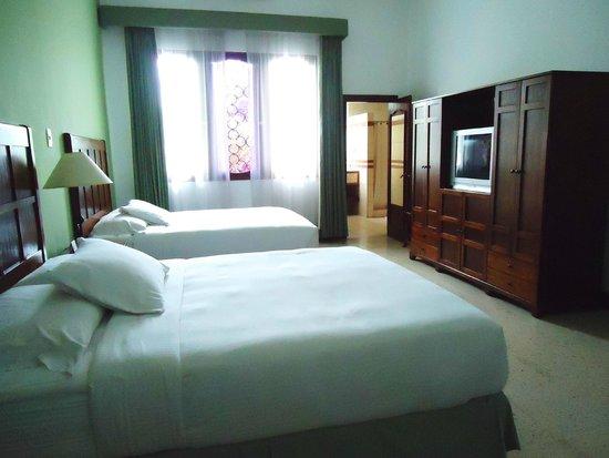 Hotel Casa del Sol: Habitación Triple