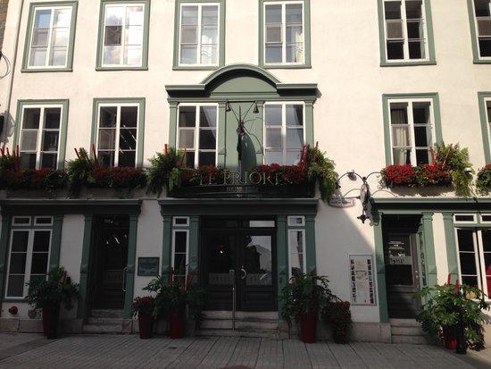 Hotel Le Priori: Esterno