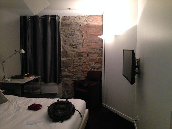 Hotel Le Priori: Camera
