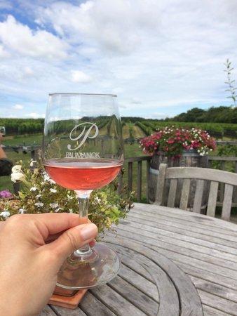 Paumanok Vineyards : Rosé