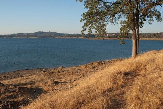 Folsom Lake State Recreation Area: Lac de Folsom