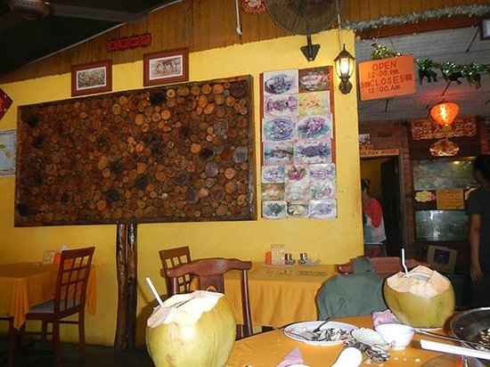 Islandish Seafood Restaurant
