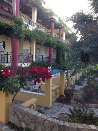 Apollon Hotel : Vissa av hotellrum