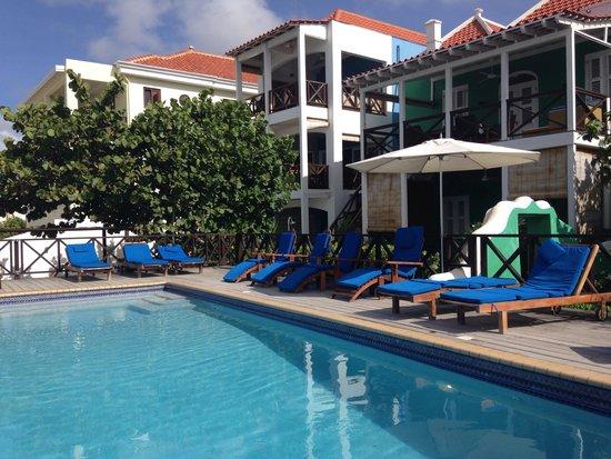 Scuba Lodge & Suites: Apartment Haabaai