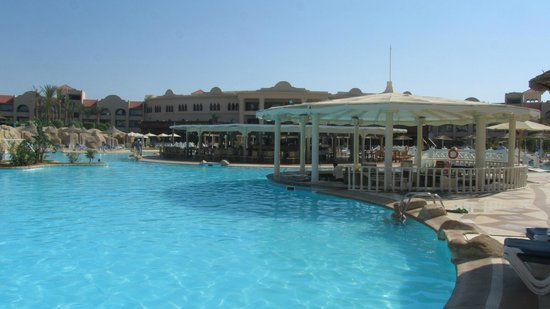 Tirana Aqua Park Resort: jeden z wielu basenów