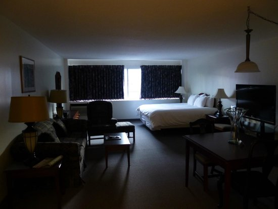 The Business Inn & Suites : Camera