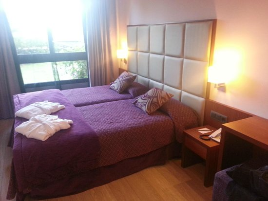 Protur Turo Pins Hotel & Spa: Schlafzimmer