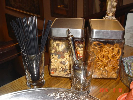 Belvedere Inn & Restaurant: Snacks