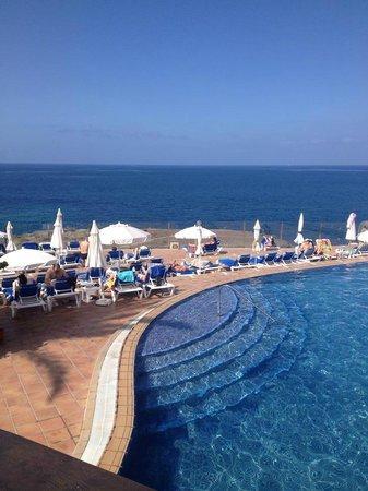 Bahia Principe Tenerife : infinity pool