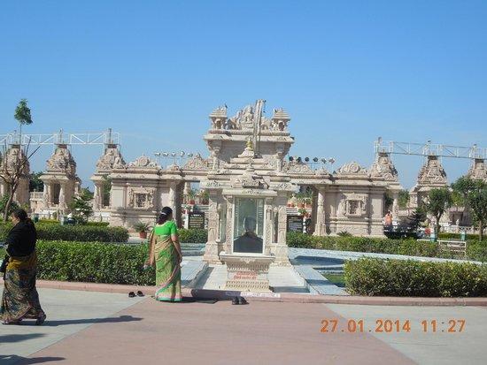 Sirohi, Indien: Temple