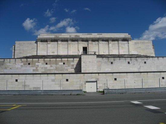 Reichsparteigelande (Nazi Party Rally Grounds): Zepplin Field main structure