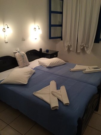 Dilion Hotel: La stanza