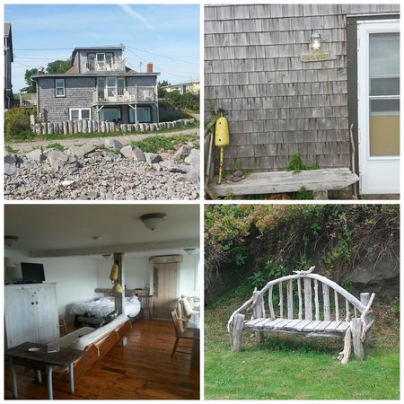 By the Dock of the Bay Cottages: Tide View cottage