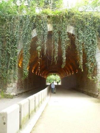 Coulée Verte René Dumont : A beautiful section of the walk