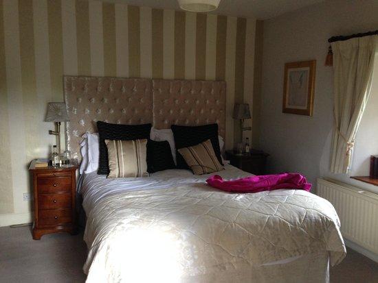 Bath Lodge Castle: Our room