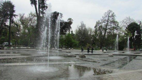 Parque Quinta Normal : Parque