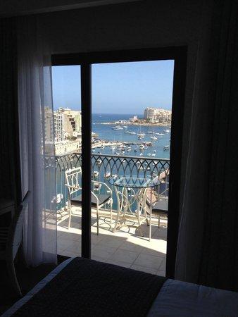 Hotel Juliani: Spinola Bay depuis le 8ème étage